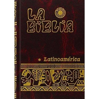 By Ramon Ricciardi La biblia Latinoamerica/ The Latin American Bible (Spanish Ed
