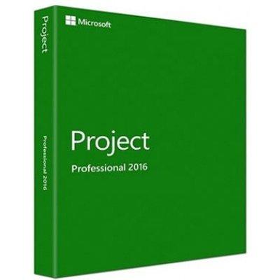 Microsoft Project 2016 Professional Plus 32/64Bits