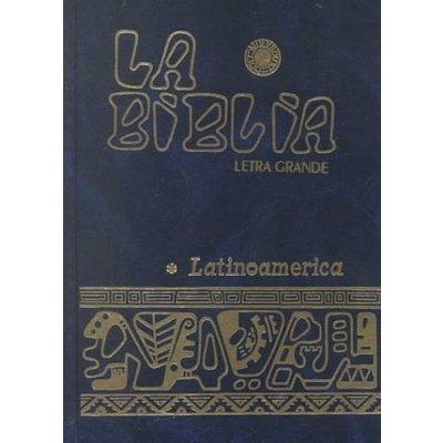 La Biblia: Letra Grande (Spanish Edition) [Jun 01, 1995] Herna?n Rodas