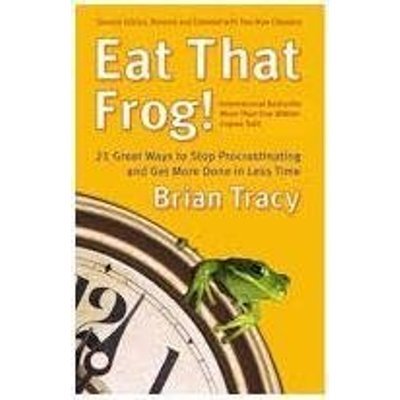 Eat that Frog [Paperback] [Jan 01, 2012] Brian Tracy