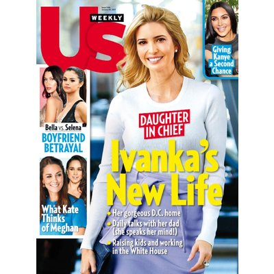 US Weekly Magazine 1 Year Subscription