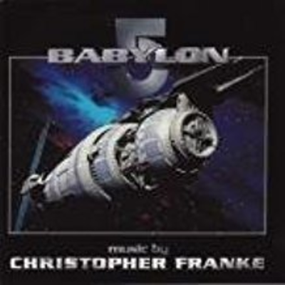brand new factory sealed cd Babylon 5 [Audio CD] Franke, Christopher