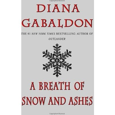 A BREATH OF SNOW & ASHES - AUDIOBOOK - DIANA GABALDON