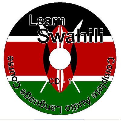 (20 CD Pack) Learn How To Speak Swahili Language Course Audio Tutorial MP3 Disc