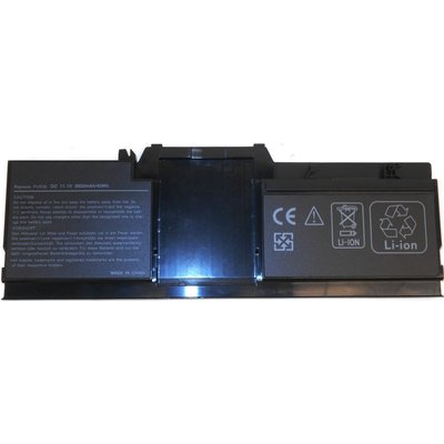 Generic B-DEL-39-M 11.1V Battery - For Dell Latitude XT Models - Black
