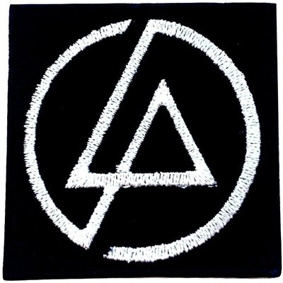 Linkin Park Embroidered Rock Patches Sew Iron On Badge Jacket Jeans Applique