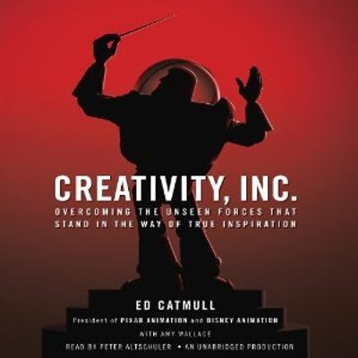 CREATIVITY INC.-ED CATMULL-AUDIOBOOK-UNABRIDGED