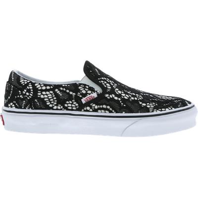 Vans Ua Classic Slip-On Lace - Schuhe