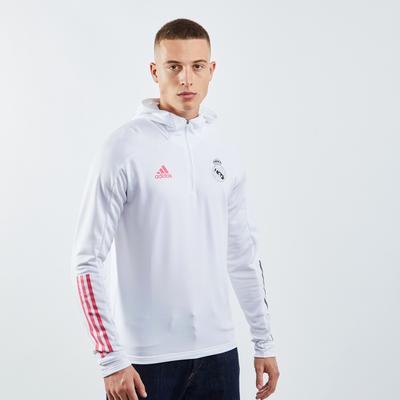 ADIDAS Hoodies & Sweatshirts | adidas Real Madrid Half Zip - Hoodies