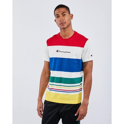 Champion Stripe - T-Shirts