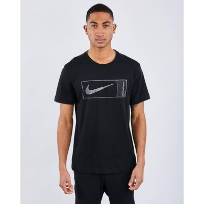 Nike Reflective Swoosh Tee - T-Shirts