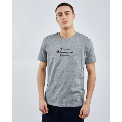 Champion Triple Logo - T-Shirts