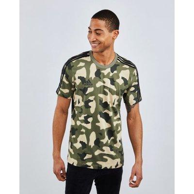 adidas Tiro All Over Print Camo - T-Shirts