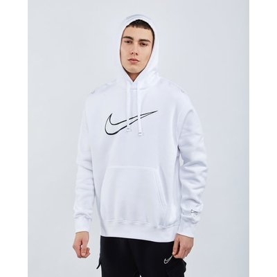 Nike Human Crafted Swoosh Over The Head - Hoodies