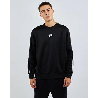Nike Repeat Poly Knit Crew - Sweatshirts   NIKE SALE