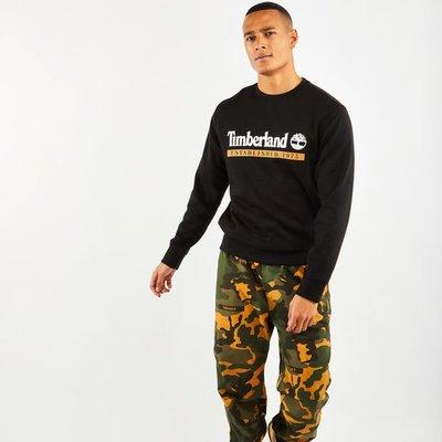 Timberland Survivalist Crew Neck - Sweatshirts | TIMBERLAND SALE
