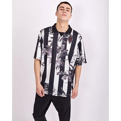 Nike Nsw All Over Print Stripe - Polo Shirts