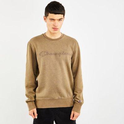 Champion Washed Crew - Sweatshirts | CHAMPION SALE