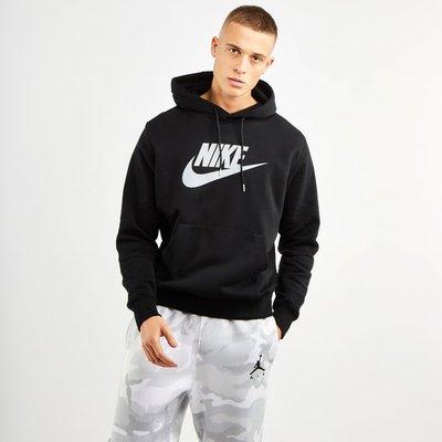 Nike Club Fleece Futura Logo Over The Head - Hoodies | NIKE SALE