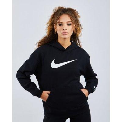 Nike Swoosh Crop Over The Head - Hoodies