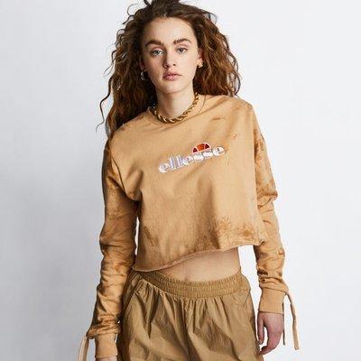 Ellesse Concetta Crop Crew - Sweatshirts