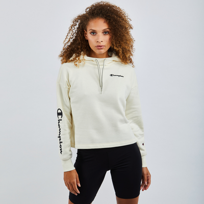 Champion Legacy Crop Over The Head - Hoodies