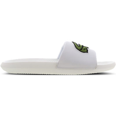 Lacoste Croco Slide 319 - Flip-Flops and Sandals