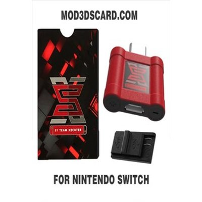 Team Xecuter SX Pro *V5 1 0 Supported Dongle for Nintendo