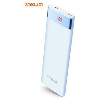 Teclast T200CF 20000mAh Power Bank 8 Pin Micro USB Input Dual Output 2.1A External Battery Charger
