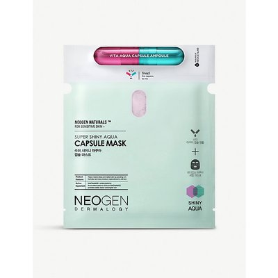 Neogen Na Super Shiny Aqua Capsule Face Mask