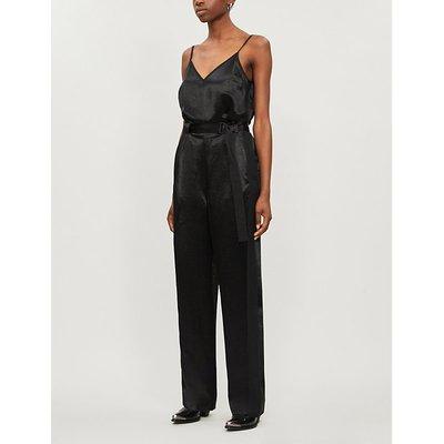 Rochelle crepe jumpsuit
