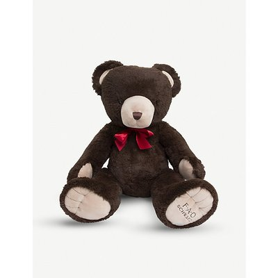 Teddy bear soft toy 95cm