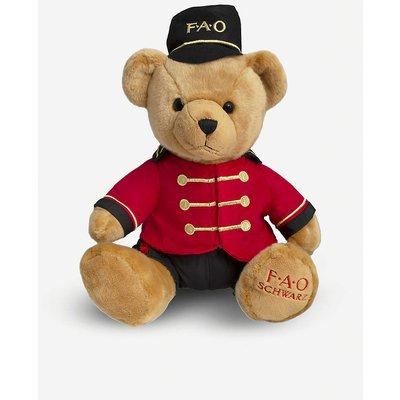 Bear Soldier plush toy 38cm