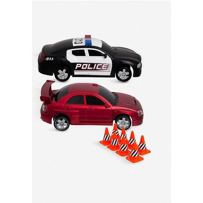 Remote control drifter police car