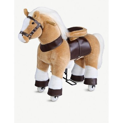 Ride-on pony soft toy 70cm x 55cm