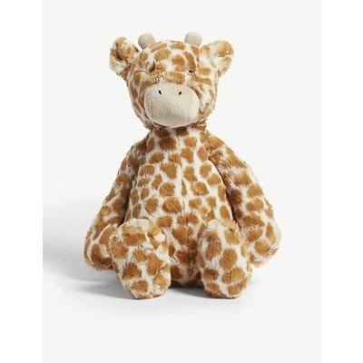 Bashful giraffe large soft toy
