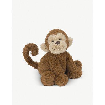 Jellycat Fuddlewuddle monkey medium soft toy, Brown