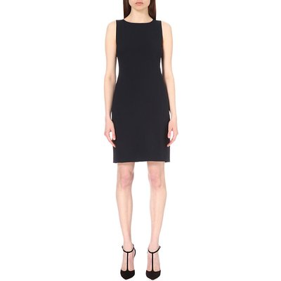 Theory Betty stretch-wool shift dress, Women's