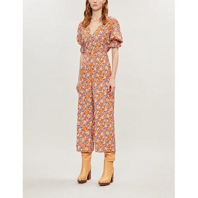 Anka woven jumpsuit