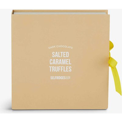 Dark Chocolate Salted Caramel Truffles 95g