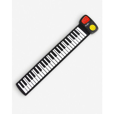Music roll-up piano