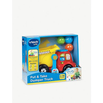 Vtech Put and take dumper truck