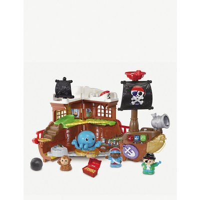 Toot Toot Friends Kingdom Pirate Ship