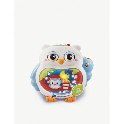 Sleepy Owl Nightlight