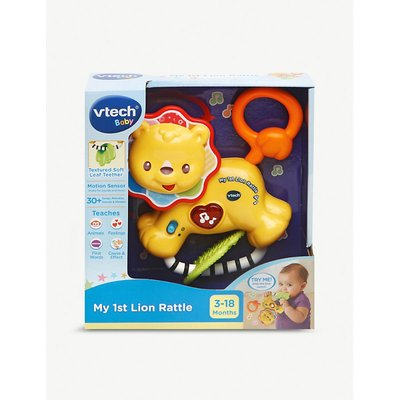 Vtech Babys My First Lion Rattle