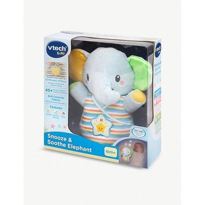 Vtech Babys Snooze & Soothe Elephant Toy