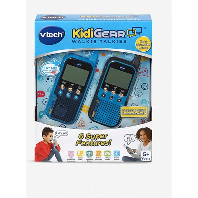 KidiGear walkie-talkies