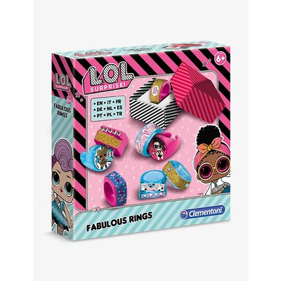 Fabulous Rings jewellery making set