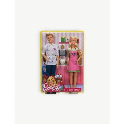 Barbie and Ken Dolls set