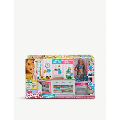 Ultimate Kitchen set with doll